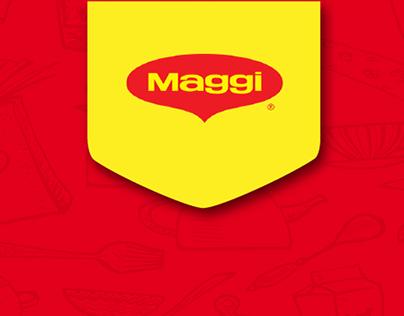 Secciones de Maggi® Jugoso Al Sartén®