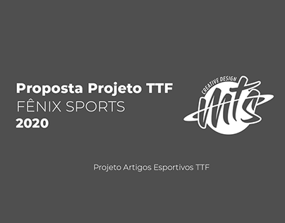 Projeto TTF/Fênix Sports - Artigos Esportivos