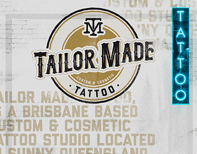 TAILOR MADE TATTOO STUDIO