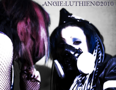 "Photobook ""Goth Experiment 2"""