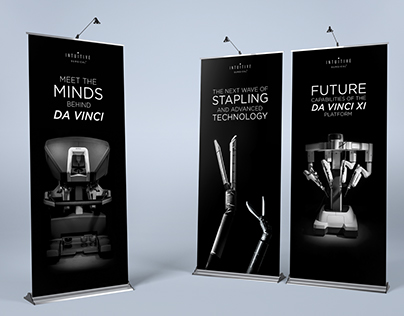 New Technology Banner Stands