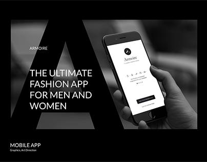 Armoire App. UI/UX