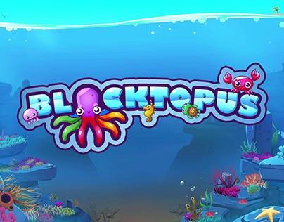 Blocktopus puzzle game