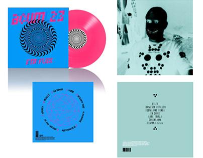 Tapas de discos 2020