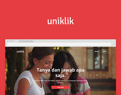 Uniklik - Ask & Answer Anything.