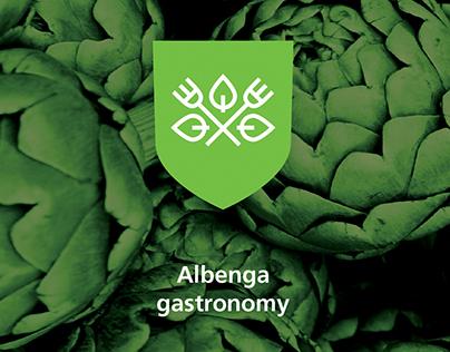 Albenga · New Brand & Corporate Identity
