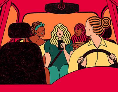 Osez le Féminisme - Transports