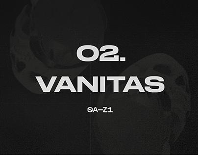 Vanitas ☠️ | Poster Design