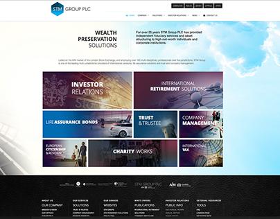 Website Frontend