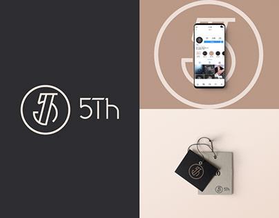 5Th Monogram Logo and Branding Presentation