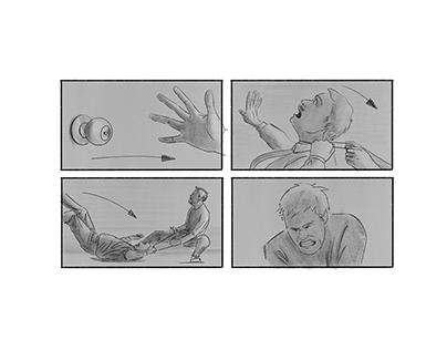 Storyboards - GUILT