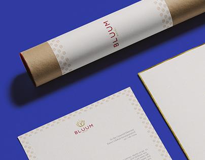 Bluum Hotel — Branding