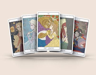 Disney Tarot Cards