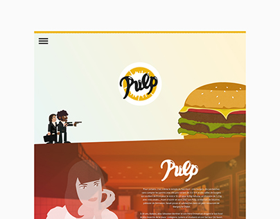Pulp - Logotype Identity