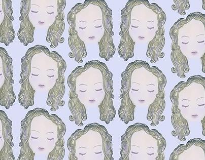 Self Portrait Patterns / Emily Sexton