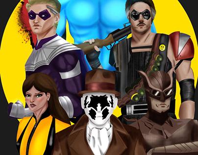 The watchmen tribute