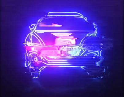 BMW Neon
