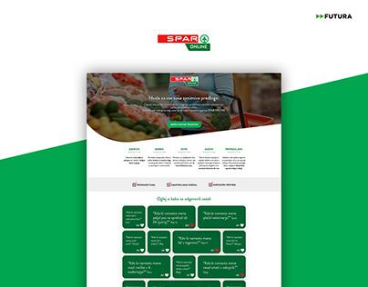 Spar Online | Client: Spar