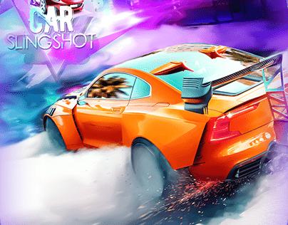 Car Racing Game UI - Car Games