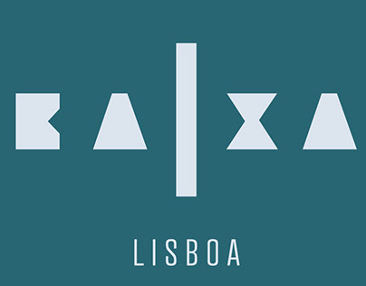 Baixa Lisboa logo & branding