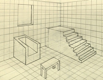 One/Two Point Perspective