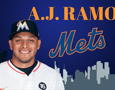 New York Mets A.J Ramos