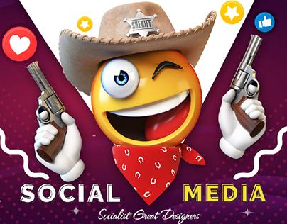 Social Media Vol 4 Socialist Great Designers