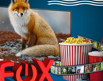 (Logo / Brand / Social Media) Fox