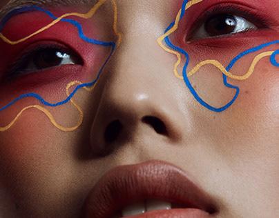 Beauty story for Assure Magazine