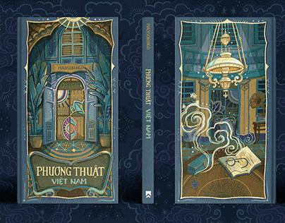 Phuong thuat Viet Nam - Illustration design book