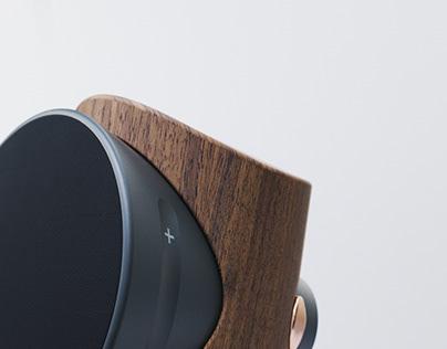 ZOWOO Sun Mao Woodcraft Speaker