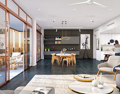Apartment AU