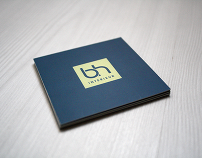 Logo and Business Card / Interior Architect