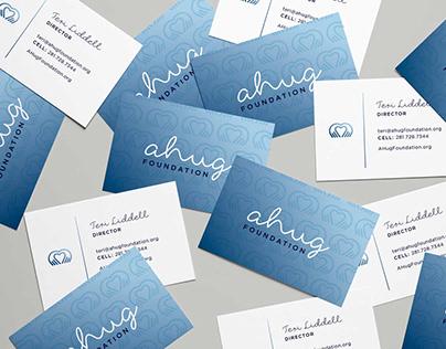AHug Foundation Branding