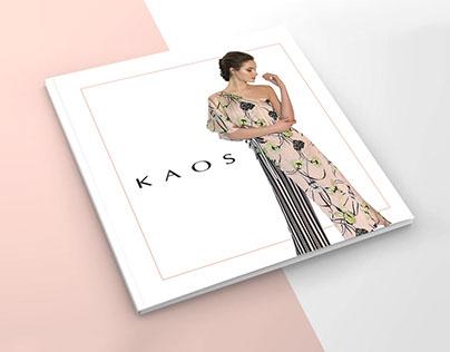 Kaos Collection Spring Summer 2018