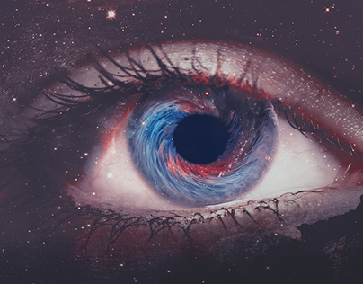 I Can See the Universe In Your Eyes.