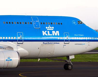 KLM (Royal Dutch Airlines)