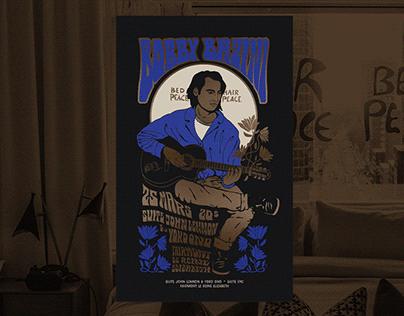 Bobby Bazini - Suite John Lennon & Yoko Ono - Poster