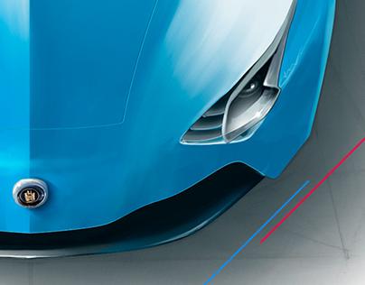 Karmann Ghia Redesign
