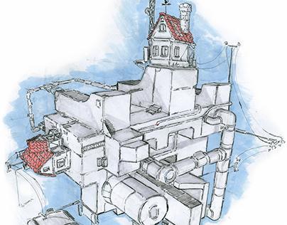 Misc (sketches, part 5)