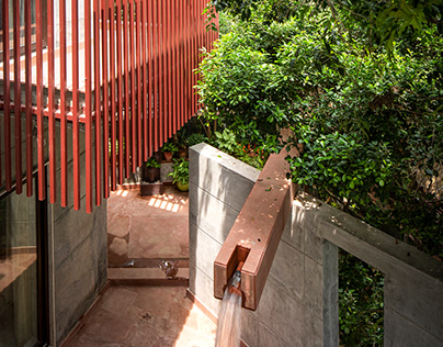 HOUSE WITH 49 TREES by RENESA ARCHITECTURE STUDIO