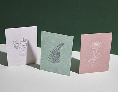 The Natural Consultation— Illustrative branding