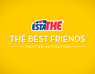 Estathé - Thé Best Friends
