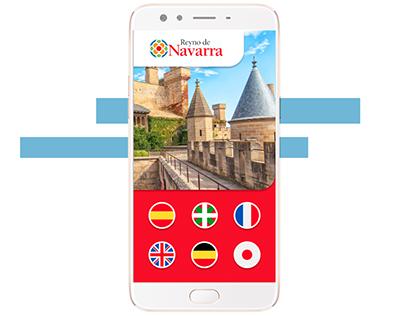 Prototipo App - Audioguía Navarra