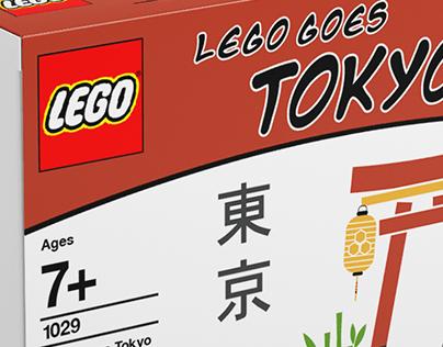 Lego Packaging Design