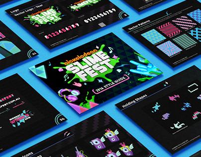 Nickelodeon - SlimeFest