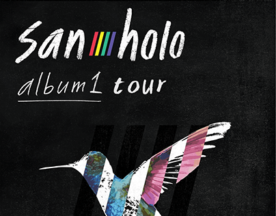 Event Advertising - San Holo