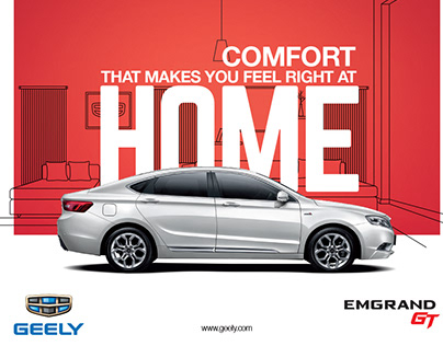 Geely | Spirit of Comfortability