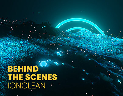 BEHIND THE SCENES - Ionclean