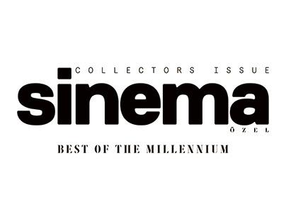 SINEMA COLLECTORS ISSUE / BEST OF THE MILLENNIUM